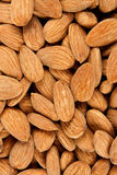 Almond background vertical Royalty Free Stock Photography