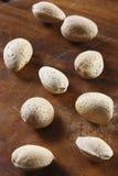 Almond/ Badam Shells Royalty Free Stock Images
