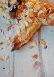 Almond berry pinwheel Stock Images