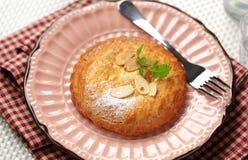 Almond cake Stock Photography