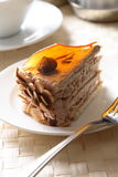 Almond cake Stock Images