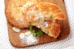 Almond cakes Stock Photo