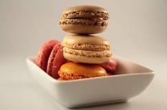 Almond cakes Stock Photos