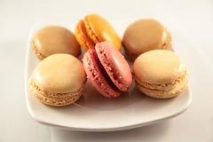 Almond cakes Royalty Free Stock Photos