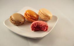 Almond cakes Royalty Free Stock Photo