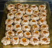 Almond cakes Royalty Free Stock Photography