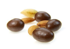 Almond candy Stock Images