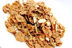 Almond Cereals Stock Photos