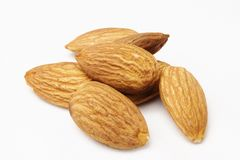 Almond Cluster Royalty Free Stock Images