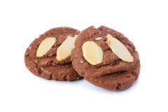 Almond Cookies Stock Photo