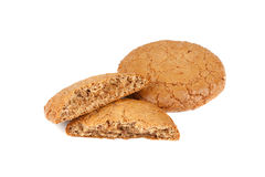 Almond cookies Stock Photography