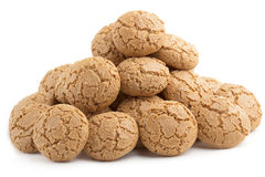 Almond cookies Royalty Free Stock Photography