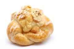 Almond croissant Royalty Free Stock Photos