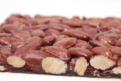 An almond crunchy Royalty Free Stock Photography