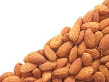 Almond-diagonal. Royalty Free Stock Image