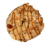 Almond Donut Stock Photography