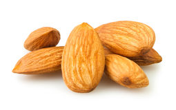 Almond group Stock Photos