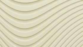 Free Almond Ivory Smooth Dipping Curves Abstract Background Illustration. Stock Image - 151944191