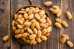 Almond Stock Photo