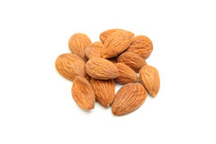 Almond kernels Royalty Free Stock Photography