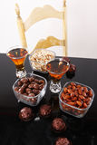 Almond liquor Stock Images