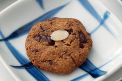 Almond Meal Cookie Royalty Free Stock Images