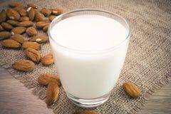 Free Almond Milk Stock Photography - 101582352