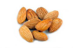 Almond nut Royalty Free Stock Photos