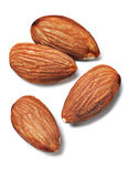 Almond nut Royalty Free Stock Image