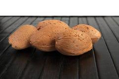 Almond nut Stock Photography