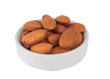 Almond nut Royalty Free Stock Photos