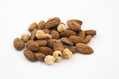 Almond and nut Stock Images