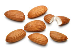 Free Almond Nut Isolated Stock Photo - 84559990