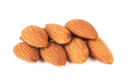 Almond nut Royalty Free Stock Photo