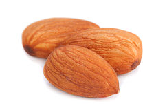 Almond nut seed Royalty Free Stock Photos