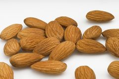 Free Almond Nuts Royalty Free Stock Images - 105859