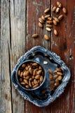 Almond Royalty Free Stock Photo