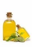 Almond oil Stock Photos
