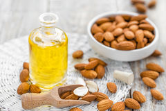 Free Almond Oil Royalty Free Stock Image - 49513036