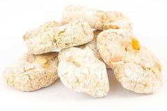 Almond paste Royalty Free Stock Photos