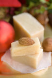 Almond paste Stock Photography