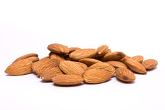 Almond Pile Royalty Free Stock Photo