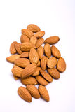 Almond Pile Royalty Free Stock Photos
