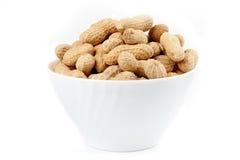 Almond and pistachio Stock Photos