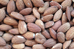 Almond texture Royalty Free Stock Images