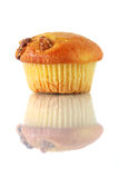 Almond Vanilla Muffin Royalty Free Stock Photos