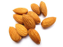 Free Almonds Royalty Free Stock Photo - 16068095