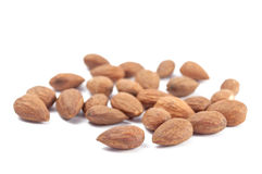 Almonds Royalty Free Stock Photography