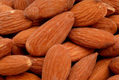 Almonds 2 Royalty Free Stock Images