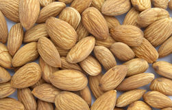 Almonds 2 Stock Photography
